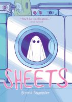 """Sheets"" book cover"