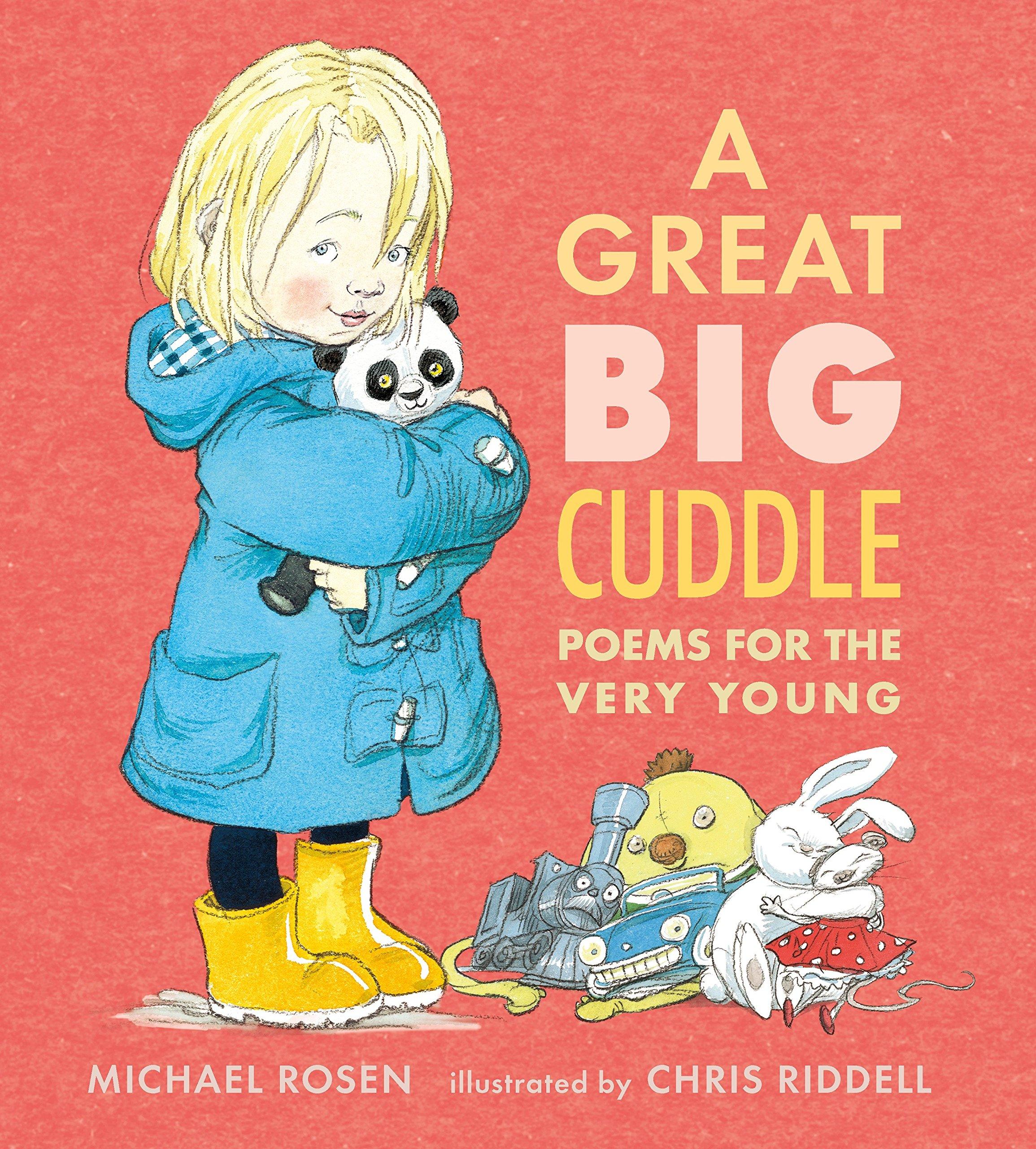 A Great Big Cuddle book cover
