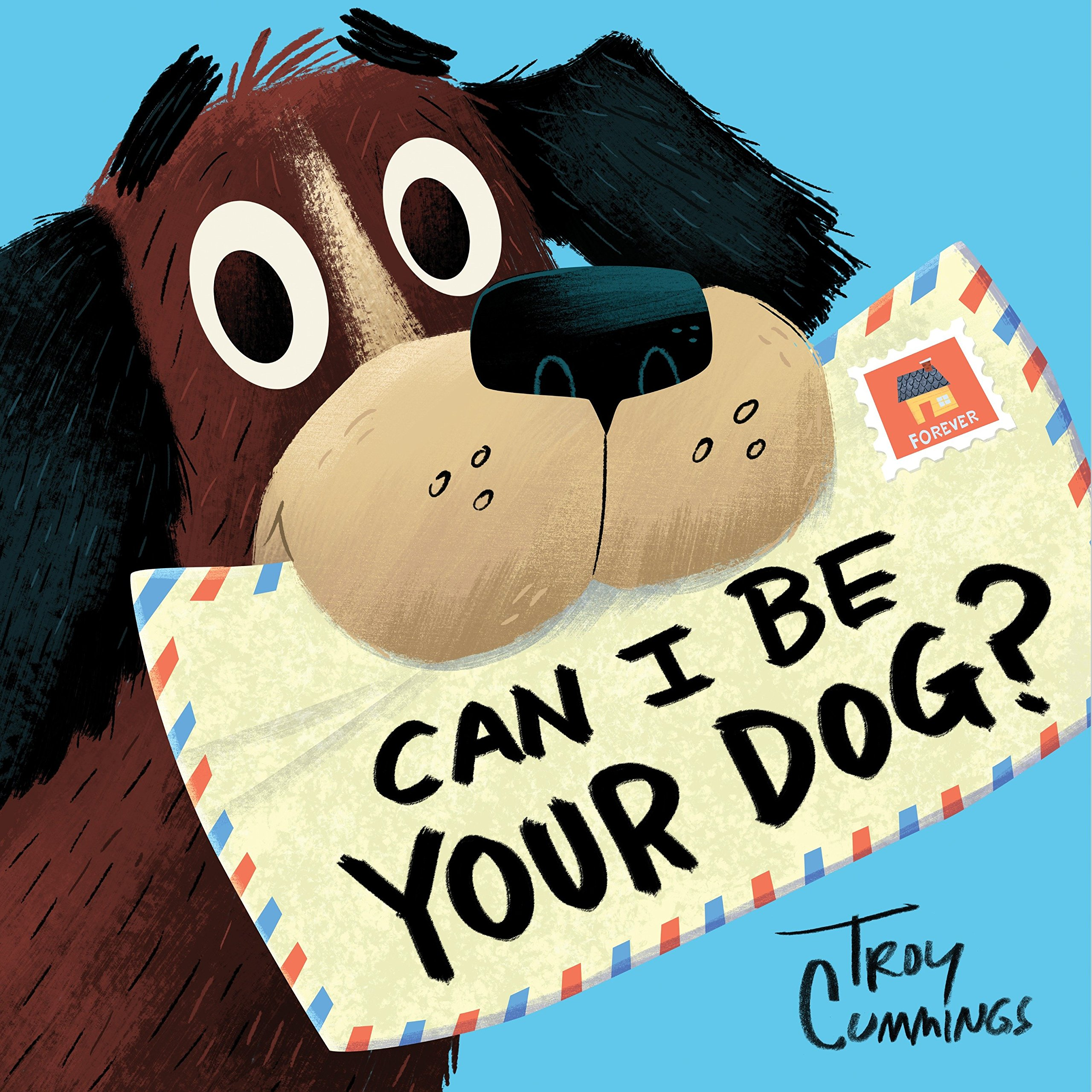 Can I Be Your Dog book cover