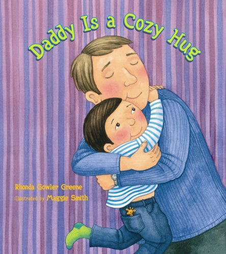 Daddy Is a Cozy Hug book cover