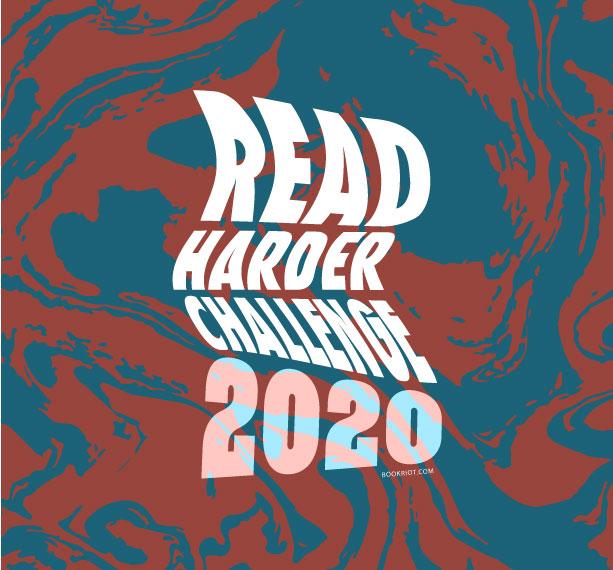 Read Harder Challenge 2020