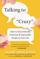 Talking to Crazy book cover