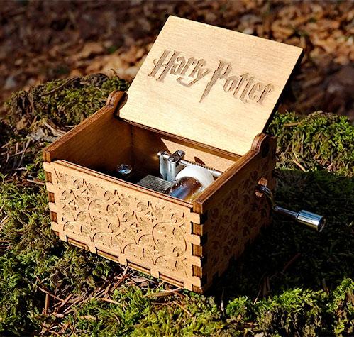 Harry Potter Breakout Room