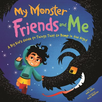 "cover of ""My Monster Friends and Me"""