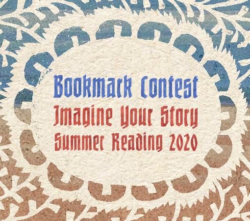 Design a Bookmark Contest: 2020 Winners