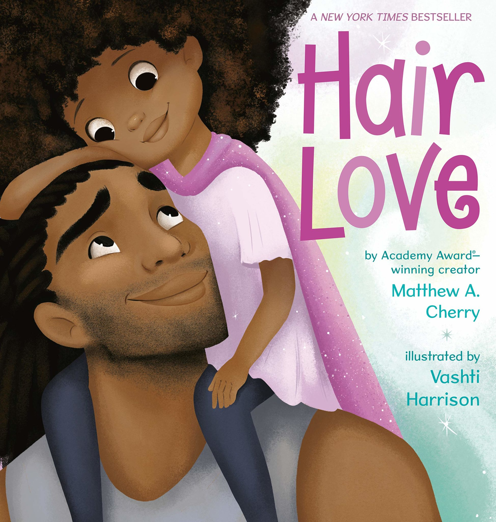 Hair Love book cover