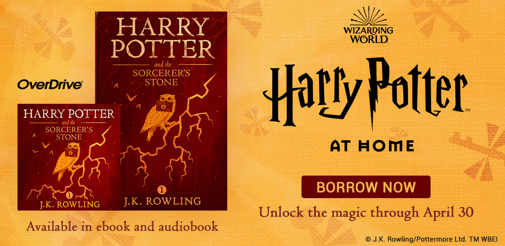 #HarryPotterAtHome: No Wait for the First Harry Potter Book!
