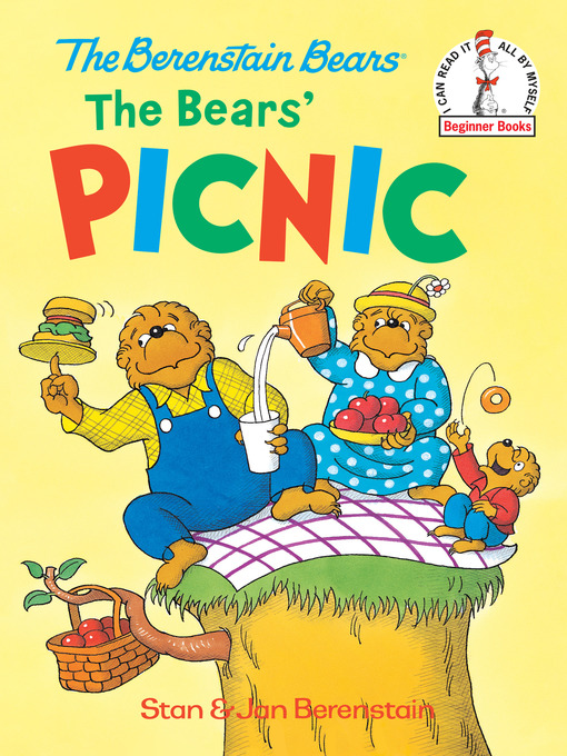 The Bear's Picnic book
