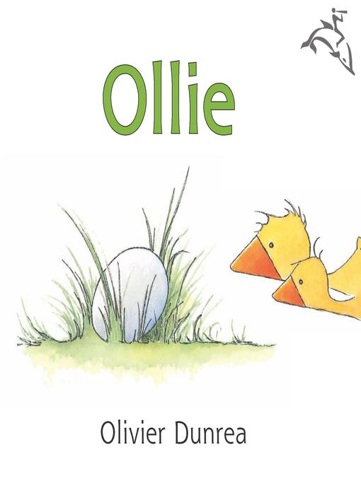 Ollie book cover