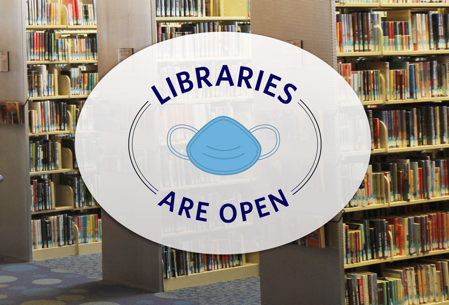 Libraries Reopen With Limited Hours and Services