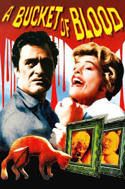 A Bucket of Blood dvd cover