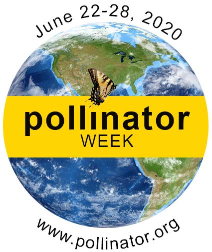 Pollinator Week Logo
