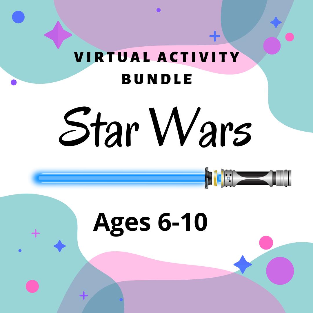 Star Wars Virtual Activity Bundle