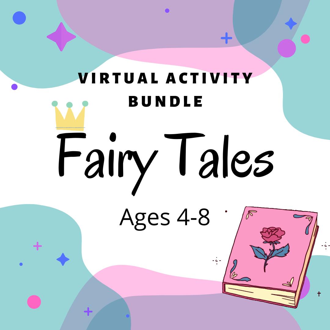 Virtual Activity Bundle: Fairy Tales