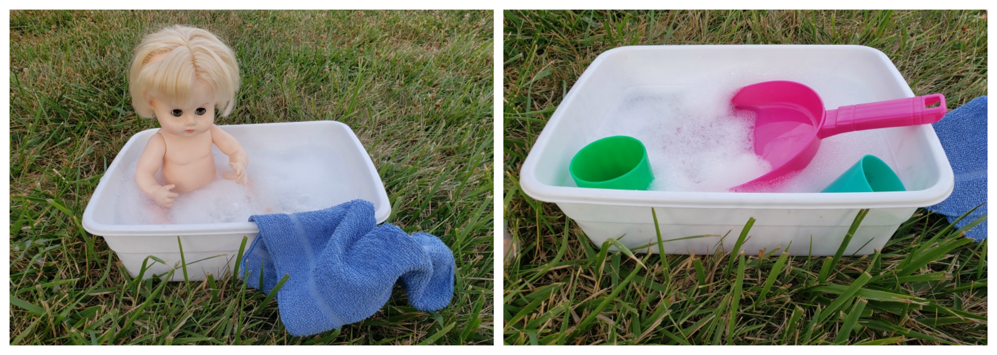 Water Play examples