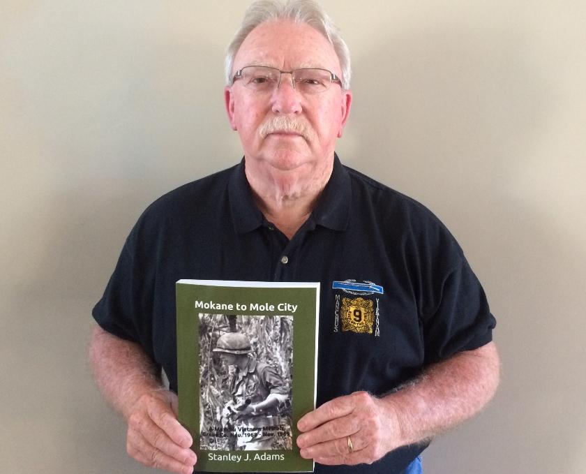 Author Interview: Stan Adams