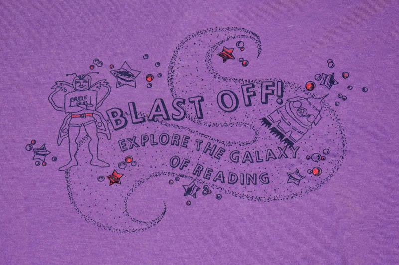1989 - Blast Off! Explore the Galaxy of Reading