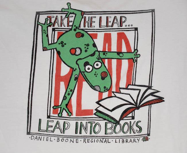 1992 - Take the Leap... Read!