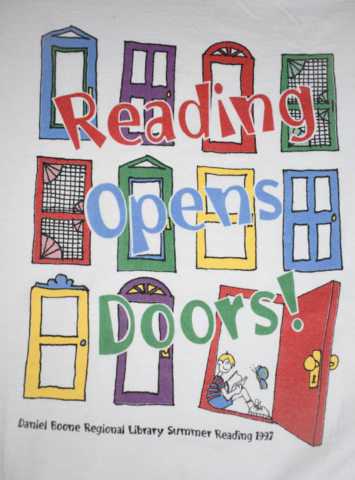 1997 - Reading Opens Doors!