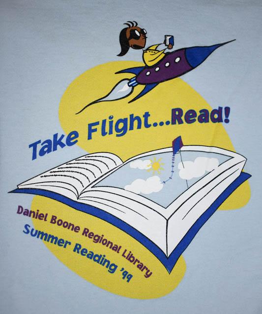 1999 - Take Flight... Read!