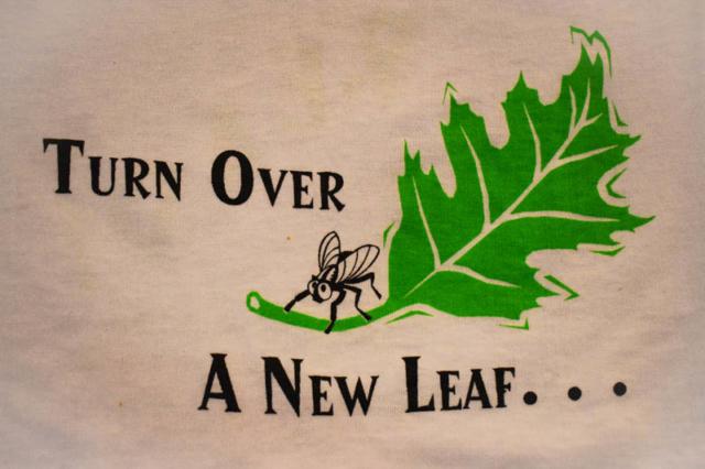2000 - Turn Over a New Leaf