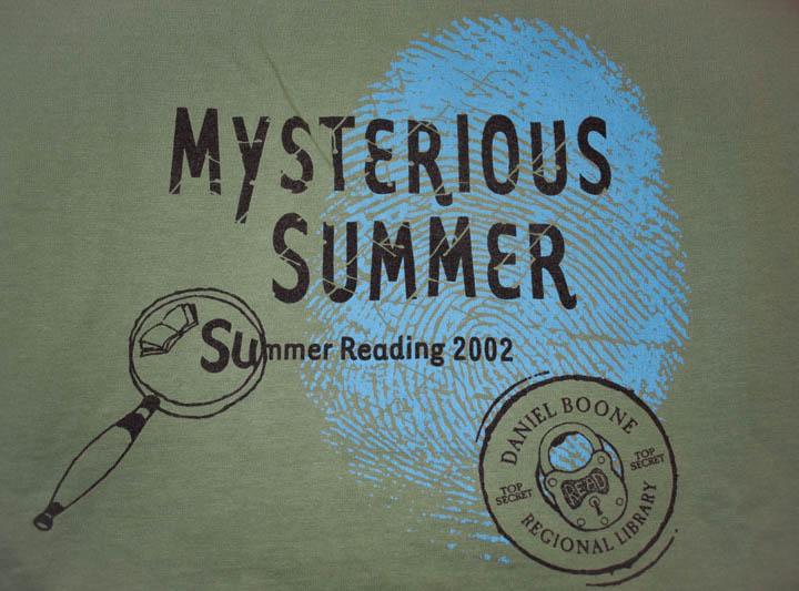 2002 - Mysterious Summer