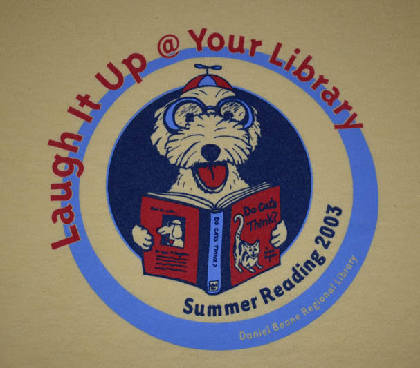 2003 - Laugh it Up @ Your Library