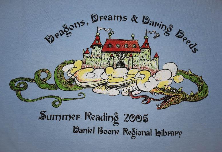 2005 - Dragons, Dreams & Daring Deeds