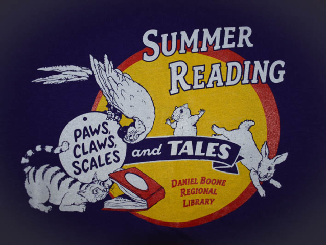 2006 - Paws, Claws, Scales and Tales