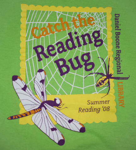 2008 - Catch the Reading Bug