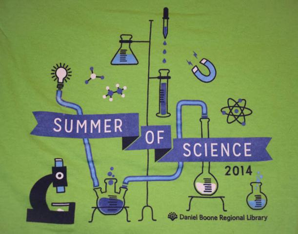 2014 - Summer of Science
