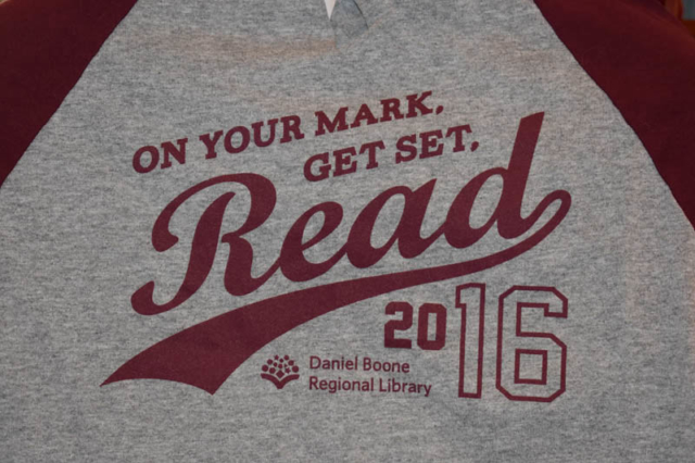 2016 - On Your Mark, Get Set, Read