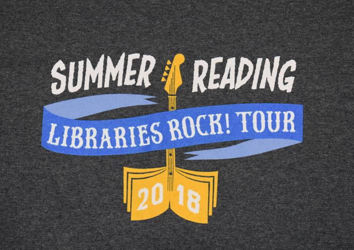 2018 - Libraries Rock!