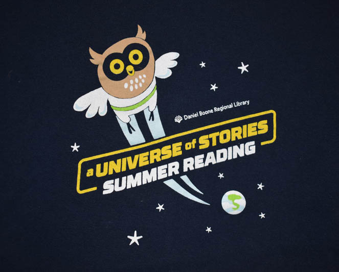 2019 - A Universe of Stories