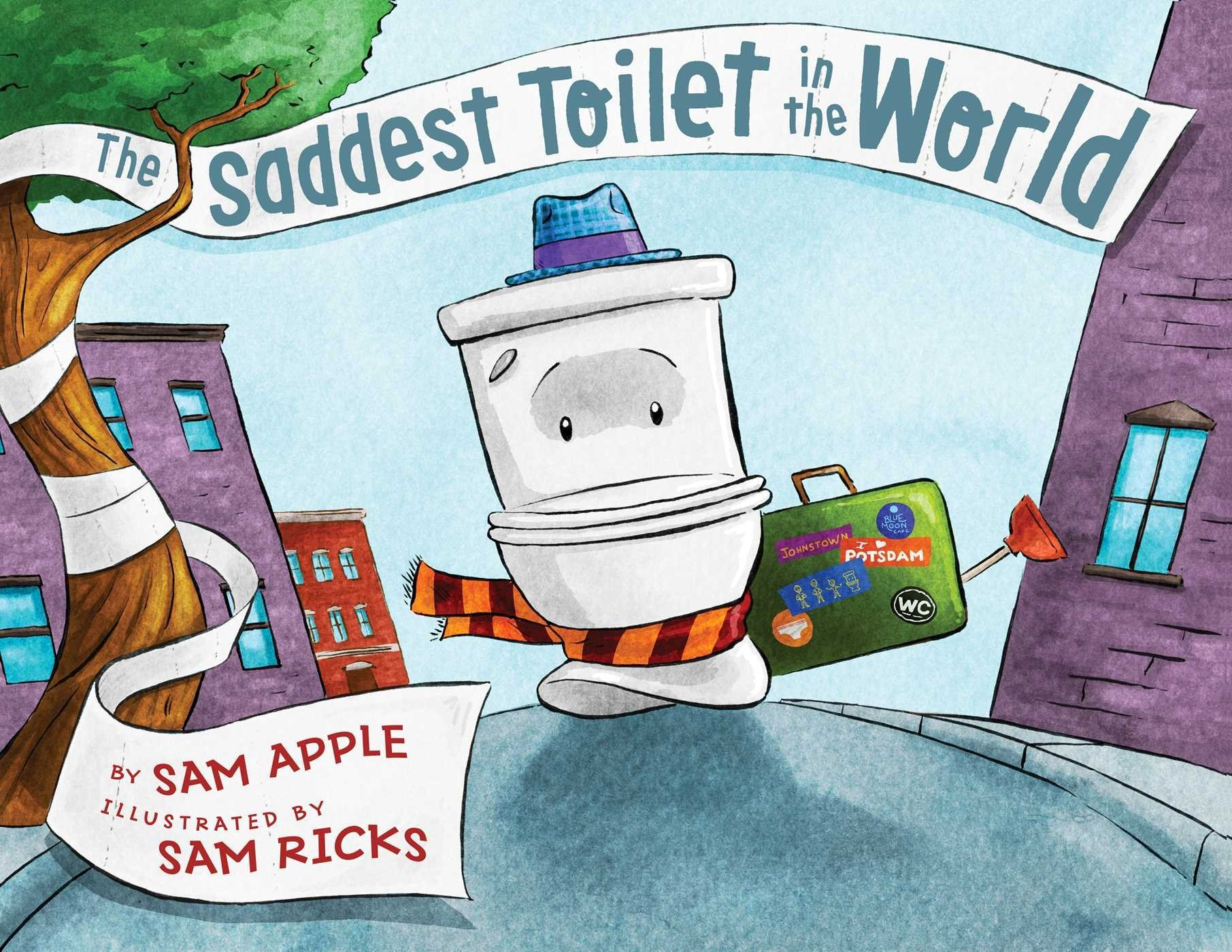 """""""The Saddest Toilet in the World"""" by Sam Apple"""