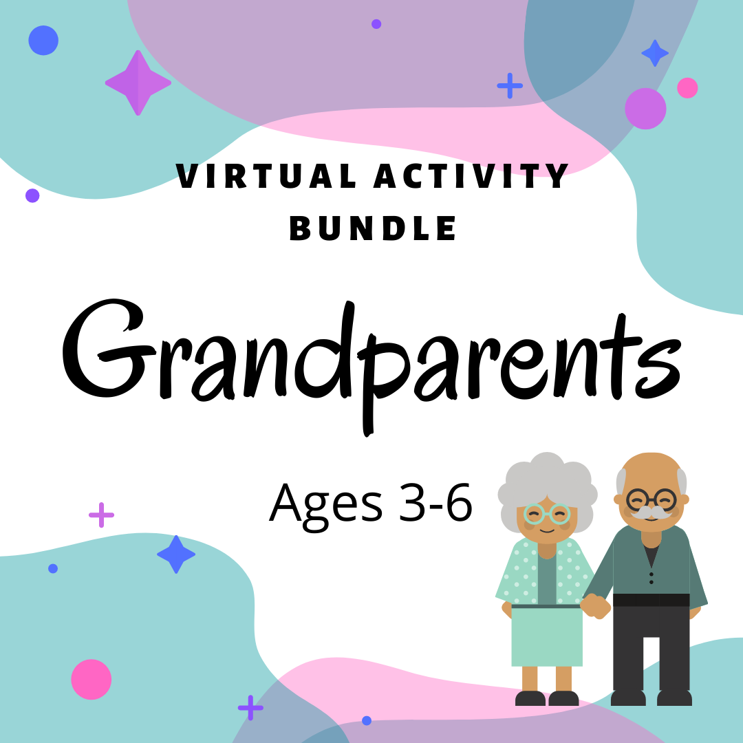 Virtual Activity Bundle: Grandparents