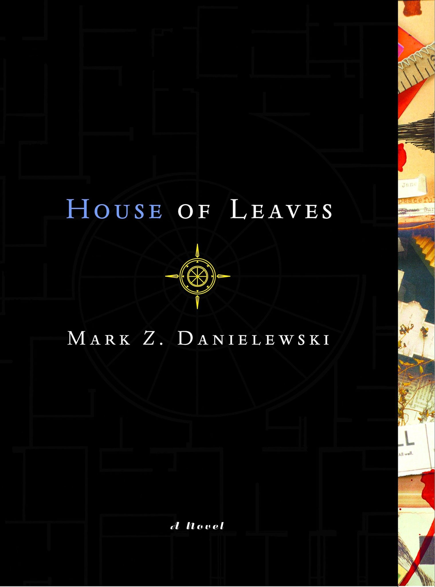 House of Leave book cover