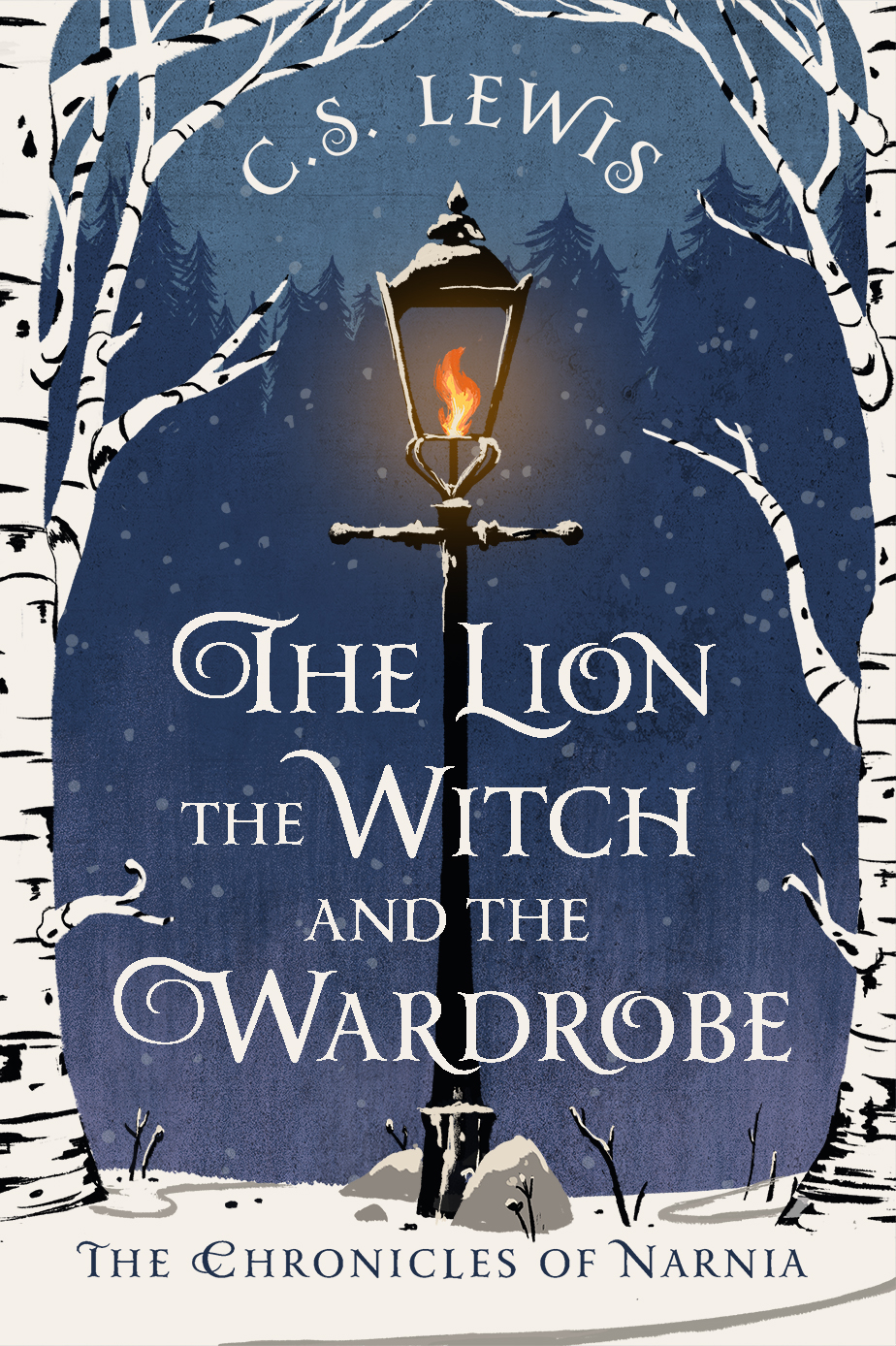 The Lion The Witch and the Wardrobe book cover