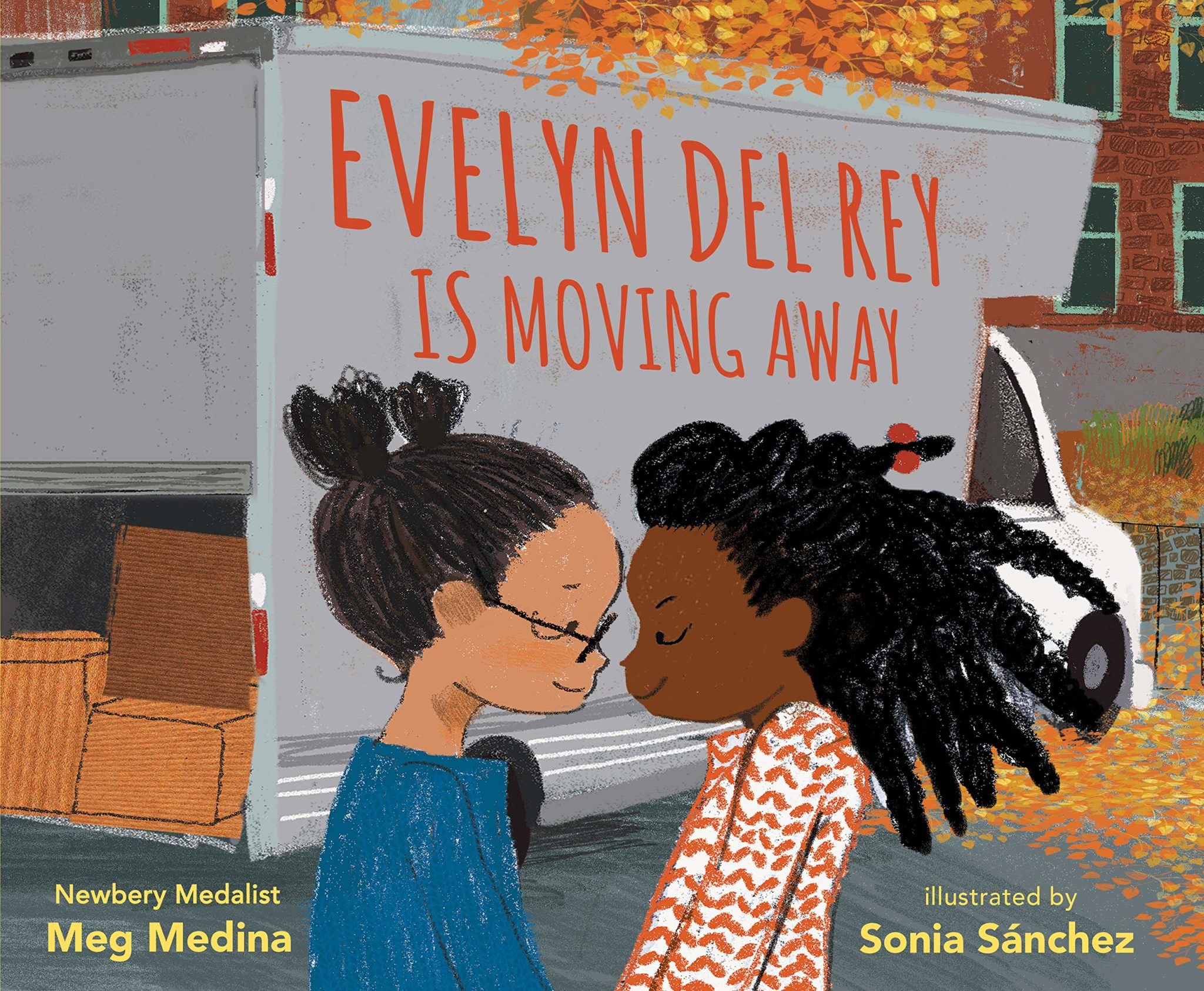 Read for the Record: Evelyn Del Rey Is Moving Away