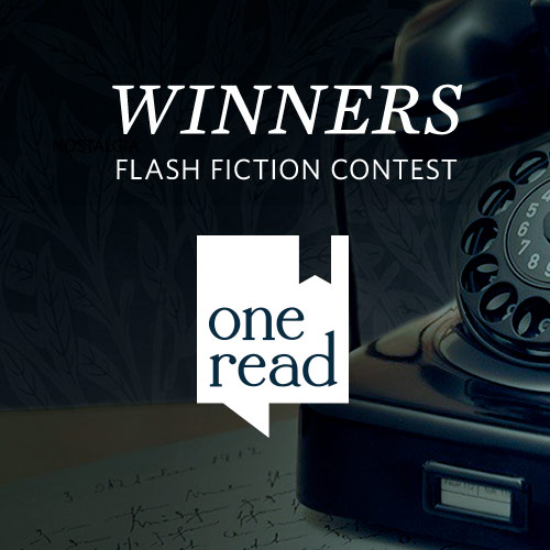 One Read Flash Fiction Contest Winners