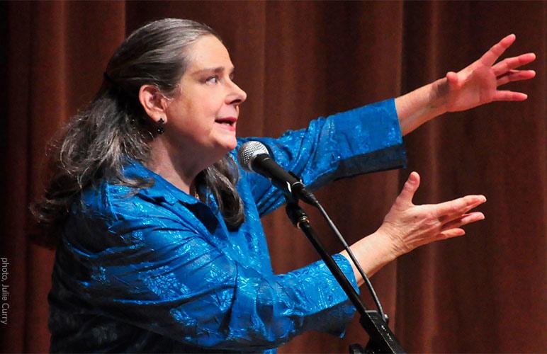 Storyteller Beth Horner