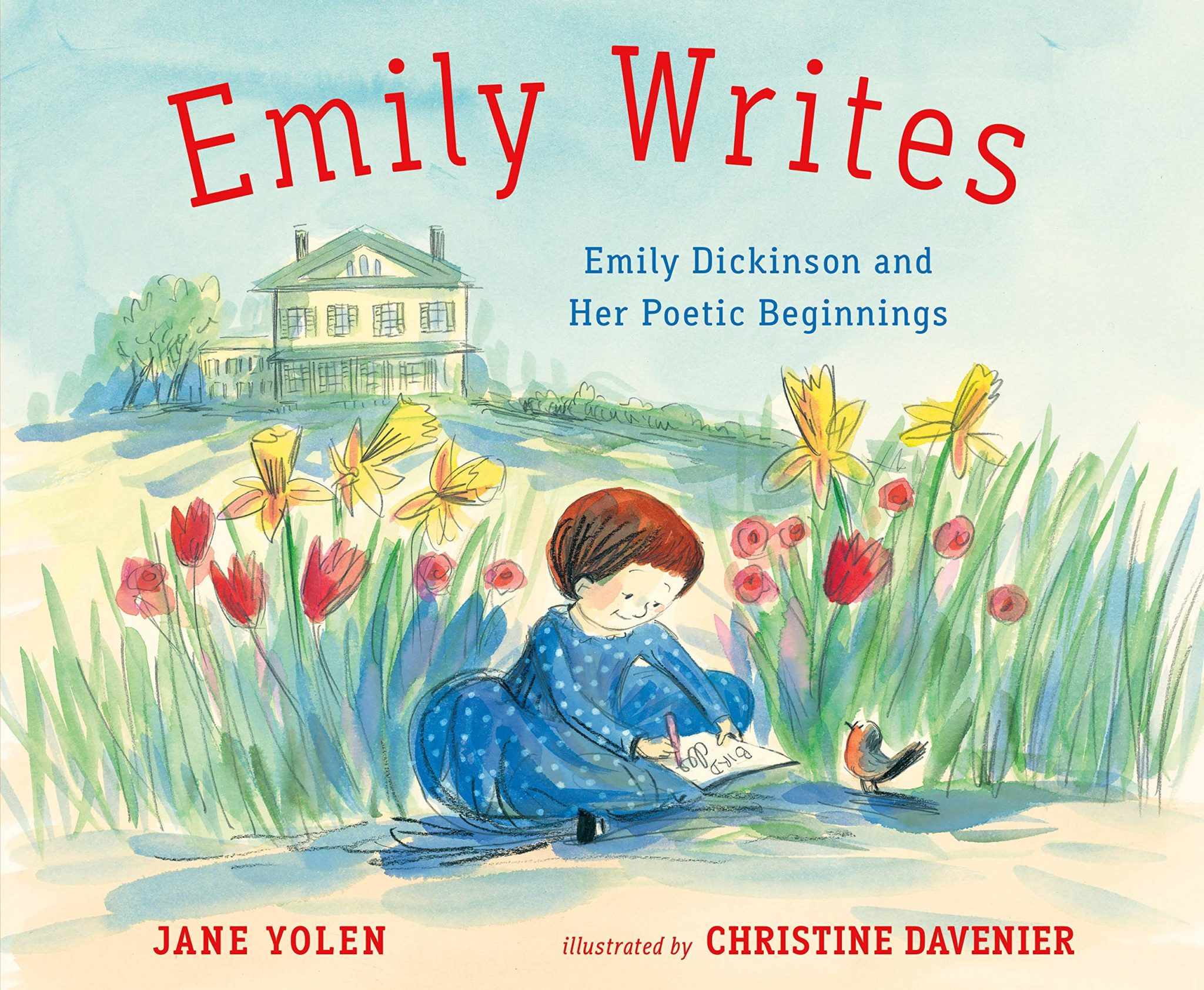 """Emily Writes"" by Jane Yolen"