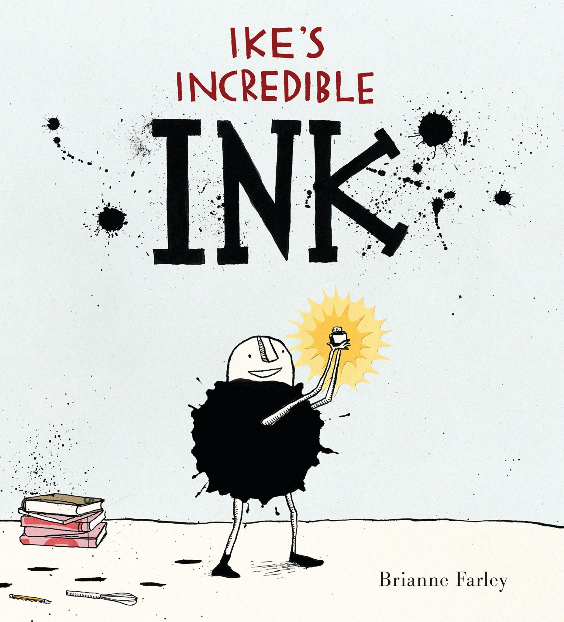 """Ike's Incredible Ink"" by Brianne Farley"