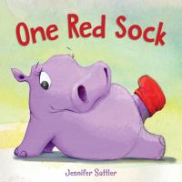 One Red Sock book cover