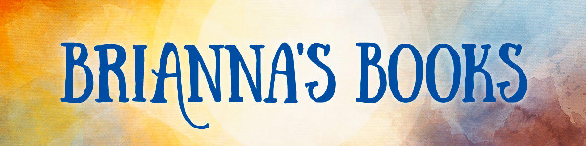 Brianna's Books Banner