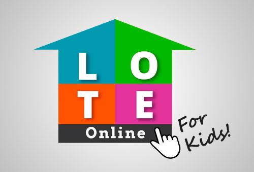 LOTE Online logo