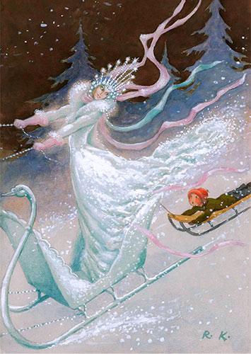 Radio Theater: The Snow Queen