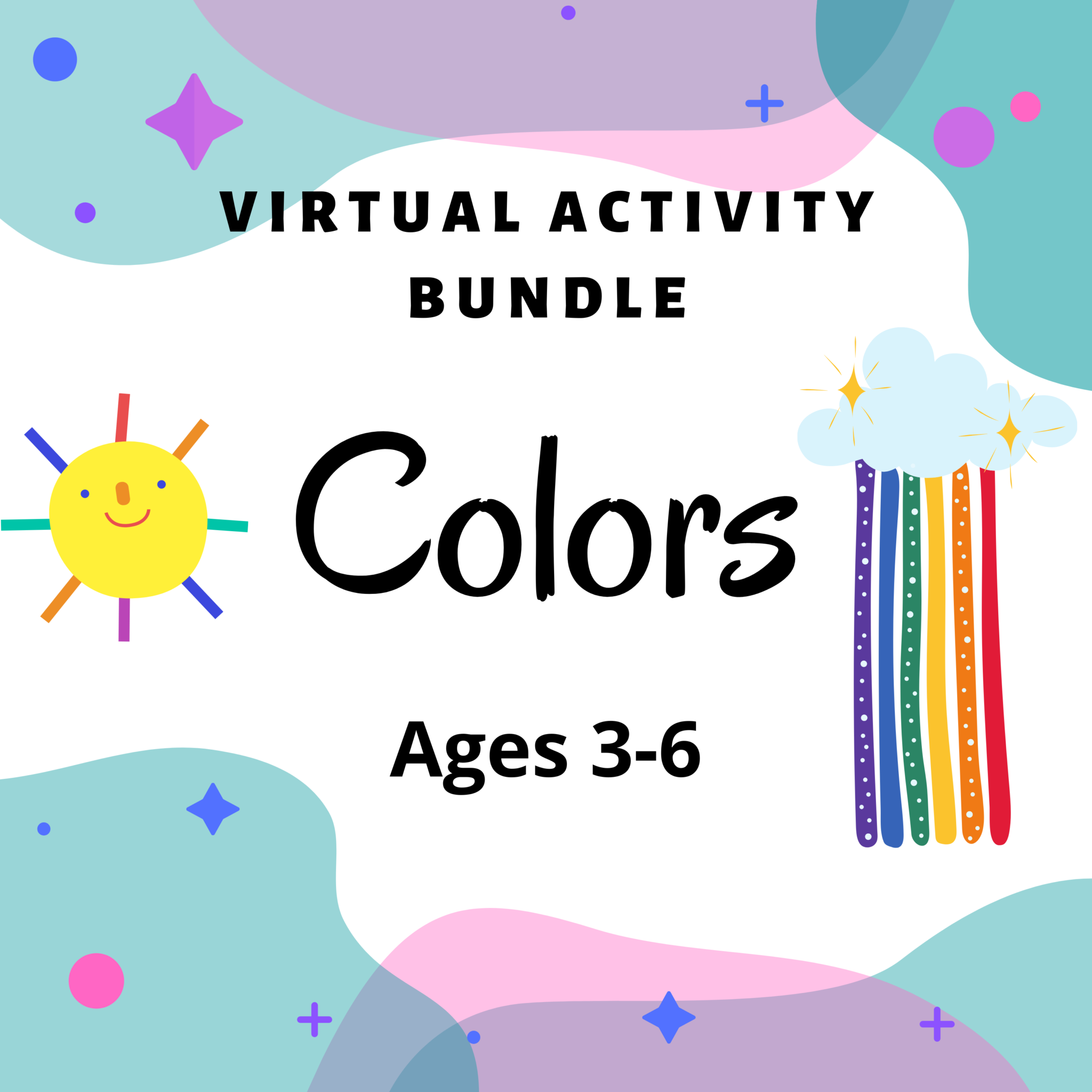 Virtual Activity Bundle: Colors