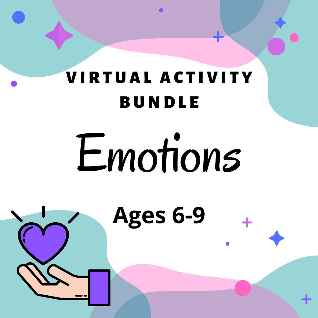 Virtual Activity Bundle: Emotions (Part 2)