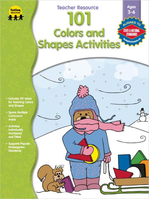 101 Color and Shape Activities